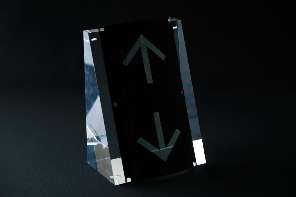 エレベーター用 上昇下降表示パネル